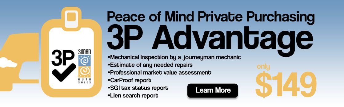 Peace of Mind Private Purchasing
